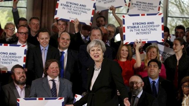 Elezioni Gran Bretagna 2017