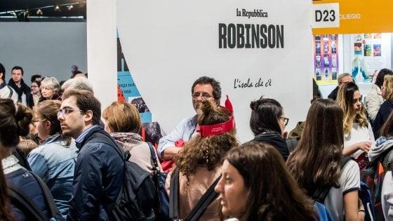 Fake news e il futuro che è tutto da scrivere: a Robinson le interviste le fanno i ragazzi