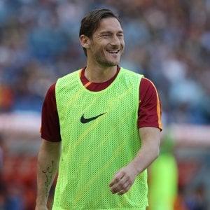 """Totti incorona i suoi miti: """"Adoravo Schumi, oggi tifo Rossi, Bolt e LeBron"""""""