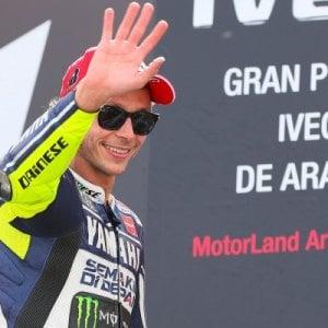 """MotoGp, Rossi alla sfida di Austin: """"Negli States basta il podio"""""""