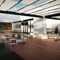 Lavorare senza scrivania: così sarà l'ufficio del futuro, a partire dalla nuova sede Bnl