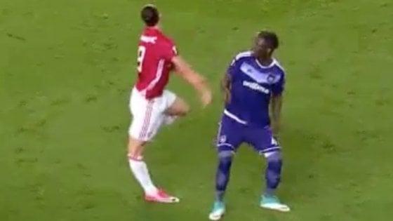 Manchester United, carriera a rischio per Ibrahimovic: rottura del crociato