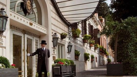 Hotel di lusso operazioni porte aperte
