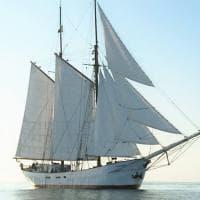 """""""Avventura"""", la barca vela cargo che trasporta merci a impatto zero"""