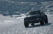 Hyundai Santa Fe alla conquista dell'Antartide