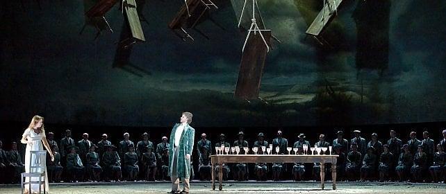 Lucia di Lammermoor versione thriller: Donizetti come i Pink Floyd  video