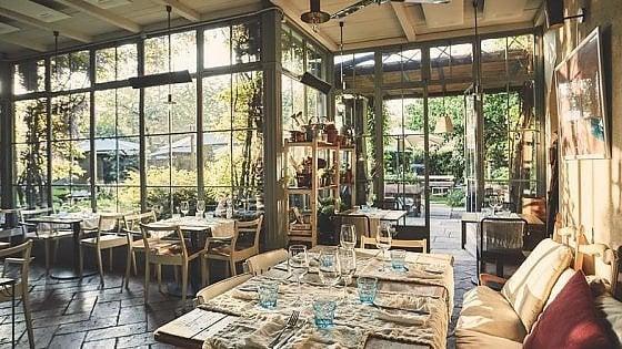 Milano da al fresco nuovo corso e un tocco di roma all insegna dell armonia - Ristorante con tavoli all aperto roma ...