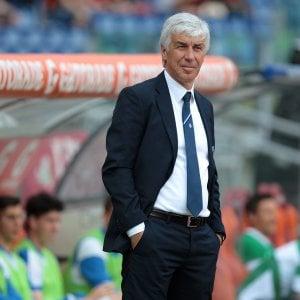 Atalanta, Gasperini: ''Contro il Bologna è la partita più importante''