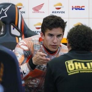 MotoGp, libere Austin: Marquez super sulla sua pista. Rossi in crescita: è quarto