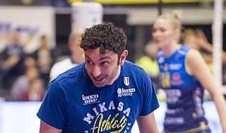 """Volley, Champions League; Mazzanti lancia Conegliano: """"Una emozione unica"""""""
