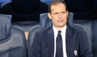 Juventus, Allegri vede il traguardo: ''Con il Genoa vale lo scudetto''