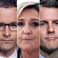 "Francia, è Marine Le Pen la candidata più ""social"""