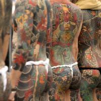 Francoforte, convention tatuaggi: opere d'arte sulla pelle