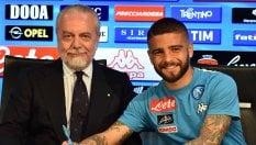 Insigne firma il rinnovo''Ora trofeo importante''