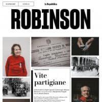 'Vite partigiane': domani su Robinson uno speciale sul 25 aprile