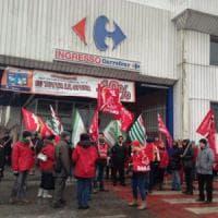Carrefour, accordo con i sindacati: niente licenziamenti