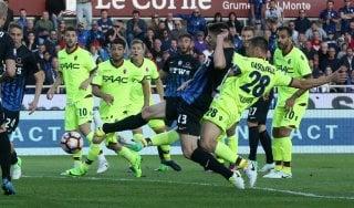 Atalanta-Bologna 3-2, la zampata di Caldara vale mezza Europa