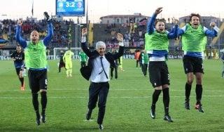"""Atalanta, Gasperini: """"Ballo sul cubo in caso di Europa"""""""