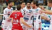 Trento domina Perugia  è in finale con la Lube