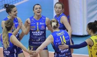 Champions donne, impresa Conegliano: batte la Dinamo Mosca e va in finale