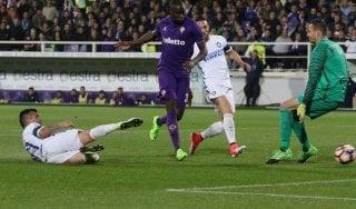 Fiorentina-Inter 5-4: i nerazzurri affondano nel festival di errori e gol