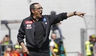 Napoli, furia Sarri su Damato: ''O è lui scarso o siamo noi sfortunati''