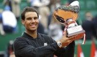 Nadal vince a Montecarlo Nessuno così sul rosso