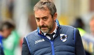 """Sampdoria, Giampaolo: """"Il Crotone ha meritato la vittoria"""""""