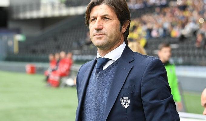 """Cagliari, Rastelli: """"Noi poco incisivi, l'Udinese ha meritato"""""""