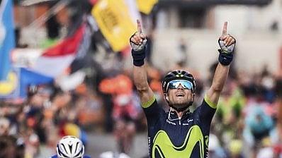 Valverde e Nibali, due vittorie (e lacrime) dedicate a Michele Scarponi