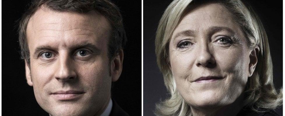 Voto in Francia, urne chiuse. Exit poll: Macron 23,8 % - Le Pen 21,6 %. Nei primi dati reali avanti la leader del Front National
