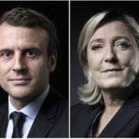 Voto in Francia, urne chiuse. Proiezioni: Macron 23,7 % - Le Pen 21,9 %.