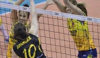 Volley donne, Conegliano cade sul più bello: la Champions va in Turchia