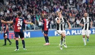 Juventus-Genoa 4-0: bianconeri sul velluto