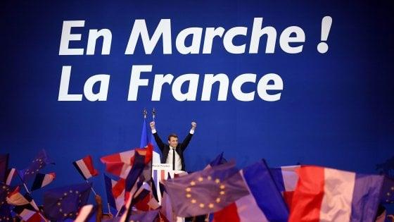 Macron batte Le Pen: a Parigi la candidata del Front National è arrivata ultima