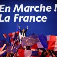 Macron batte Le Pen: a Parigi la candidata del Front National è arrivata