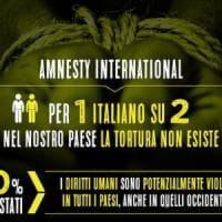 Per un italiano su due la tortura non esiste: l'indagine choc di Doxa