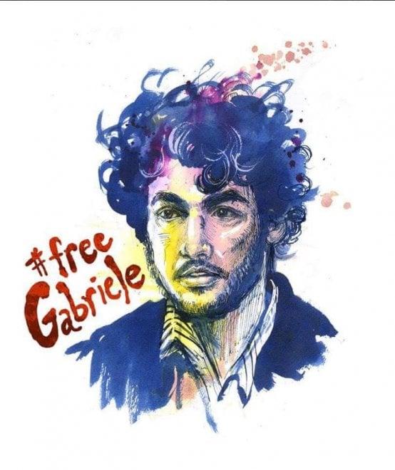 Del Grande libero, l'annuncio su Fb col disegno dell'artista Usa Molly Crabapple