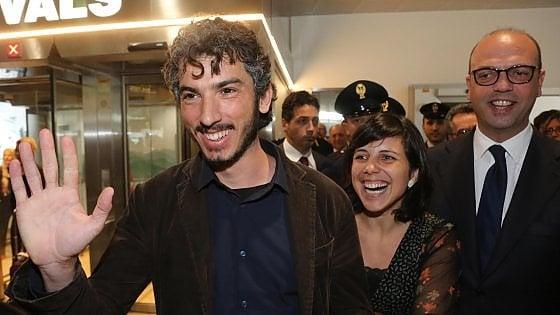 """""""Del Grande è libero"""". L'annuncio di Alfano. Il blogger: """"Nessuna violenza fisica ma istituzionale"""""""