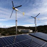 """Energia, in Italia è boom delle rinnovabili """"fai da te"""""""