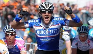 """Elke Weylandt: """"So cosa prova la moglie di un ciclista: la bici dà e toglie in un attimo"""""""