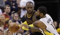 Cleveland chiude il conto Boston aggancia Chicago
