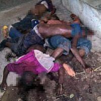 Congo, scoperte 17 fosse comuni: tra i cadaveri civili e bambini