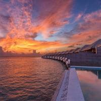 Maldive, apre ristorante sott'acqua