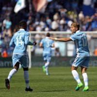 Lazio, Immobile a caccia di record: dopo Giordano, Piola nel mirino