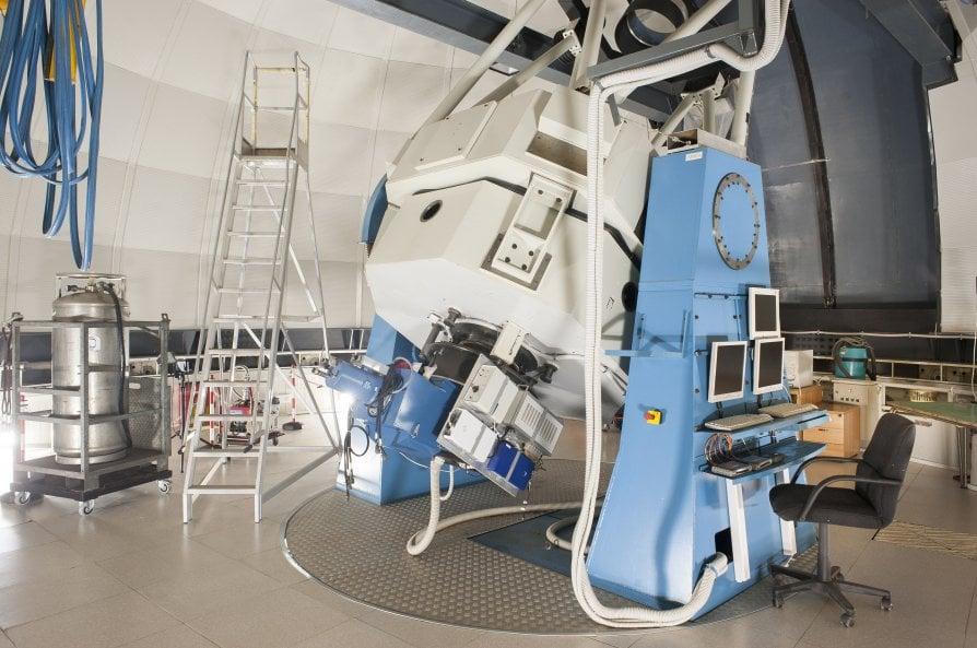 Le stelle della Basilicata, un telescopio per il riscatto del territorio