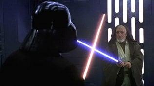 """La spada Jedi diventa realtà:""""Superlaser grazie ai diamanti"""""""