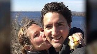 Trudeau, il premier innamoratofa gli auguri social alla moglie