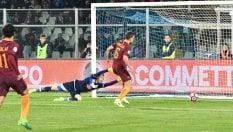 Roma balzo Champions: 1-4 a Pescara PagelleAbruzzesi in serie B