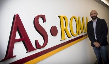 Monchi inizia con il sorriso   Gol   Fazio: ''Farà grande anche la Roma''